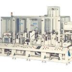 RSR-Flächenlochstanzanlage // RSR-Web punching machine