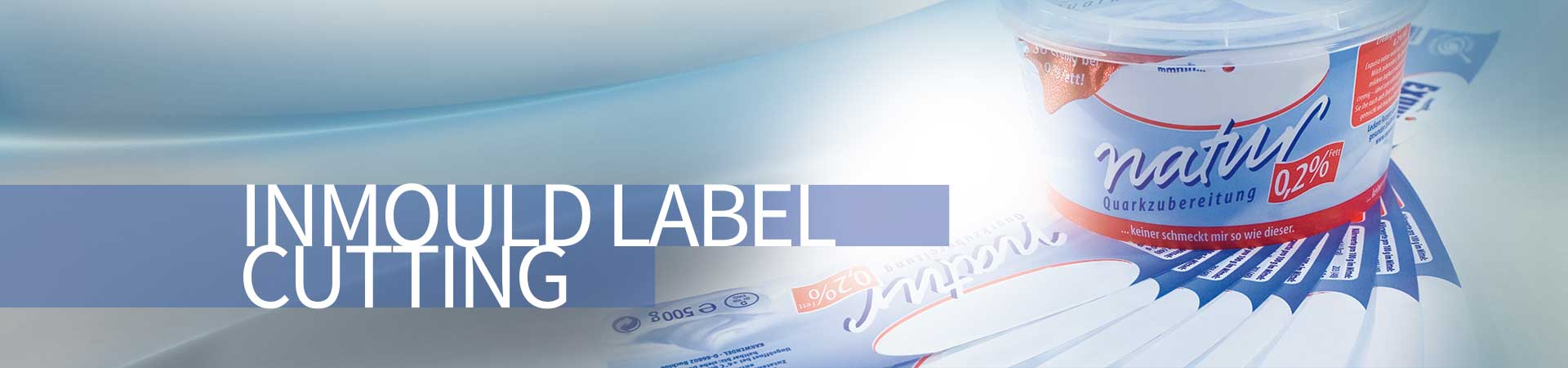 Inmould-Label-Cutting