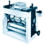 Schneidaggregat mit Spaltkontrolle (GCS) // Die cutting module with gap control system (GCS)