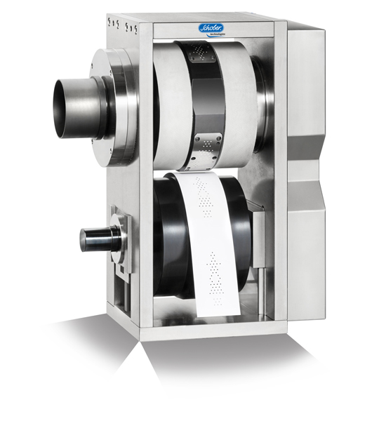 Punching & Stamping | Schober specializes in the development and